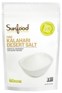 Image of Sunfood Superfoods - Fine Kalahari Desert Salt - 454 Gram(s)