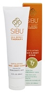 Sibu Beauty - Sea Buckthorn Exfoliating Scrub - 3.3 oz.