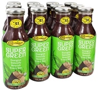 Cell Nique - Super Green Drink Dark Chocolate - 12 oz., from category: Nutritional Supplements