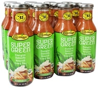 Image of Cell Nique - Super Green Drink Root Beer - 12 oz.