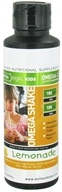 Nutra Origin - Omega-3 Fish Oil Ultra Purified Shake Lemonade Flavor - 8 oz. CLEARANCE PRICED