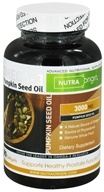 Image of Nutra Origin - Omega-3 Pumpkin Seed Oil 3000 mg. - 90 Softgels