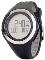 Image of Reebok - inTouch Heart Rate Monitor Watch Black - CLEARANCE PRICED