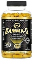 Gamma-Labs - Gamma-O Natural Testosterone Booster - 120 Liqui-Caps