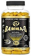 Gamma-Labs - Gamma-O Natural Testosterone Booster - 120 Liqui-Caps by Gamma-Labs