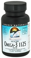 Source Naturals - Arctic Pure Omega-3 Fish Oil - 30 Softgels