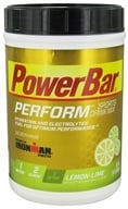 Powerbar - Powerbar Perform Sports Drink Lemon Lime - 2.06 lbs. - $17.99