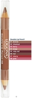 Image of Logona - Double Lip Pencil 06 Nut - 1.38 Grams CLEARANCE PRICED