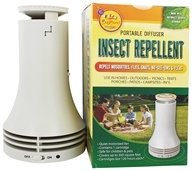 Bug Band - Portable Diffuser Insect Repellent - 1 Diffuser, from category: Housewares & Cleaning Aids