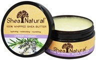 Shea Natural - 100% Whipped Shea Butter Lavender Rosemary - 6.3 oz.
