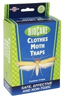 SpringStar - BioCare Clothes Moth Trap - 2 Traps - $7.49