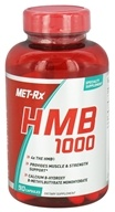 MET-Rx - HMB 1000 Muscle & Strength Suppprt 1000 mg. - 90 Capsules