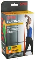 SPRI - Flat Band Kit Total Body Combo - 3 Band(s) (018713586506)