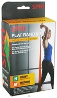 SPRI - Flat Band Kit Total Body Combo - 3 Band(s) by SPRI