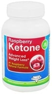 Image of Oxylife Products - Raspberry Ketone - 60 Capsules