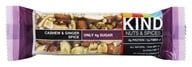 Image of Kind Bar - Nut and Spice Bar Cashew and Ginger Spice - 1.4 oz.
