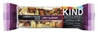 Kind Bar - Nut and Spice Bar Cashew and Ginger Spice - 1.4 oz., from category: Nutritional Bars