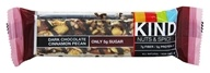 Kind Bar - Nut and Spice Bar Dark Chocolate Cinnamon Pecan - 1.4 oz.