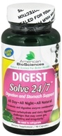 American BioSciences - Digest Solve 24/7 - 90 Capsules CLEARANCE PRICED, from category: Nutritional Supplements