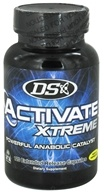 Driven Sports - Activate Xtreme Powerful Anabolic Catalyst - 120 Capsules
