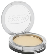 Logona - Pressed Face Powder 02 Medium Beige - 10 Grams