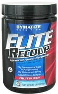 Dymatize Nutrition - Elite Recoup Advanced Amino Recovery - 30 Servings Fruit Punch - 0.76 lbs. by Dymatize Nutrition