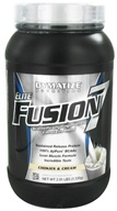 Dymatize Nutrition - Elite Fusion 7 Scientifically Engineered 7-Protein Blend Cookies & Cream - 2.91 lbs. CLEARANCE PRICED - $27.50