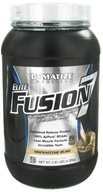 Dymatize Nutrition - Elite Fusion 7 Scientifically Engineered 7-Protein Blend Mochaccino Rush - 2.91 lbs. CLEARANCE PRICED by Dymatize Nutrition