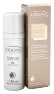 Logona - Make-up Natural Finish 02 Light Beige - 30 ml.