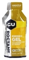 Image of GU Energy - Roctane Ultra Endurance Energy Gel Pineapple - 1.1 oz.