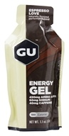 GU Energy - GU Energy Gel 2x Caffeine Espresso Love - 1.1 oz. by GU Energy