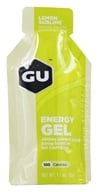 GU Energy - GU Energy Gel Caffeine Free Lemon Sublime - 1.1 oz. by GU Energy
