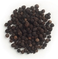 Frontier Natural Products - Black Peppercorns Whole Organic Fair Trade Certified - 1 lb. (089836070036)