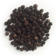 Frontier Natural Products - Black Peppercorns Whole Organic Fair Trade Certified - 1 lb. - $17.49