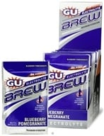 GU Energy - GU Electrolyte Brew Blueberry Pomegranate - 1.2 oz. - $1.77