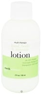 Earth Science - Body and Massage Travel Size Lotion Multi-Therapy Fragrance Free - 2 oz. DAILY DEAL
