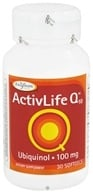 Enzymatic Therapy - ActivLife Q10 Ubiquinol 100 mg. - 30 Softgels - $19.47