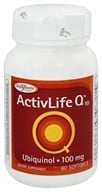 Enzymatic Therapy - ActivLife Q10 Ubiquinol 100 mg. - 60 Softgels DAILY DEAL by Enzymatic Therapy