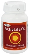 Enzymatic Therapy - ActivLife Q10 Ubiquinol 100 mg. - 60 Softgels DAILY DEAL - $20.95