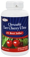 Image of Enzymatic Therapy - Tart Cherry Ultra - 90 Chewable Tablets