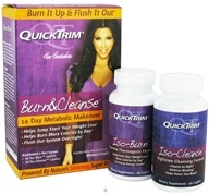 Kardashian - Quick Trim Burn and Cleanse 14 Day Metabolic Makeover (035046073336)