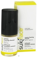 Suki Skincare - Face Creamy Foaming Cleanser - 0.5 oz.