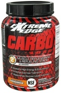 Image of Extreme Edge - Carbo Load Muscle Replenishing and Refueling Stack Tenacious Orange - 2.5 lbs.