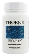 Thorne Research - Bio-B12 - 60 Vegetarian Capsules - $16.25