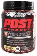 Extreme Edge - Post Workout Muscle Rebuilding and Recovery Stack Vicious Vanilla - 1.32 lbs. (743715018099)