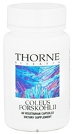 Image of Thorne Research - Coleus Forskohlii - 60 Vegetarian Capsules