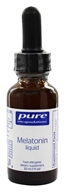 Pure Encapsulations - Melatonin Liquid - 30 ml. - $26.30