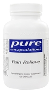 Pure Encapsulations - Pain Relieve - 120 Vegetarian Capsules