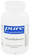 Pure Encapsulations - PhytoBalance - 120 Capsules, from category: Professional Supplements