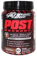 Extreme Edge - Post Workout Muscle Rebuilding and Recovery Stack Atomic Chocolate - 1.32 lbs. (743715018136)